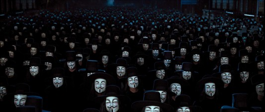 V for Vendetta.