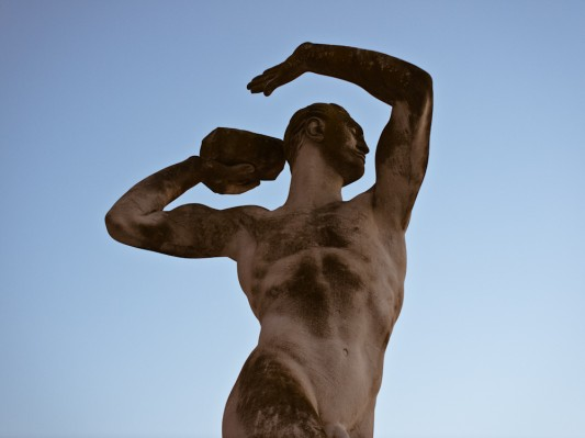 Foro olimpico © Olivier Favier.