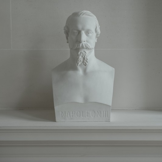 Musée de Ferdinand de Lesseps et du canal de Suez, Paris © Olivier Favier.