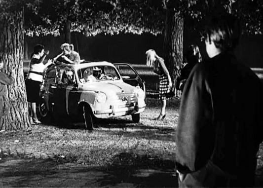 Les nuits de Cabiria (1957), Federico Fellini.