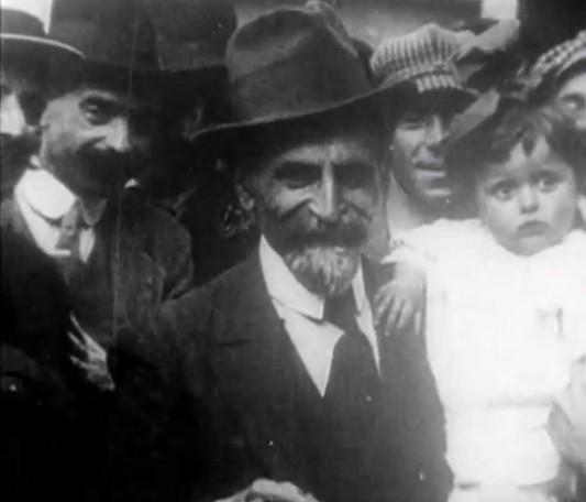 Errico Malatesta, Savona, 1er mai 1920.