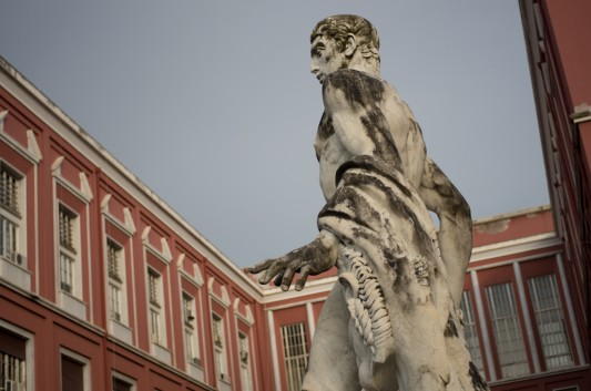 Foro olimpico -Rome  © Olivier Favier.