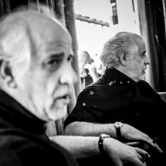 Toni Servillo, Paris, 17 janvier 2014  © Olivier Favier.
