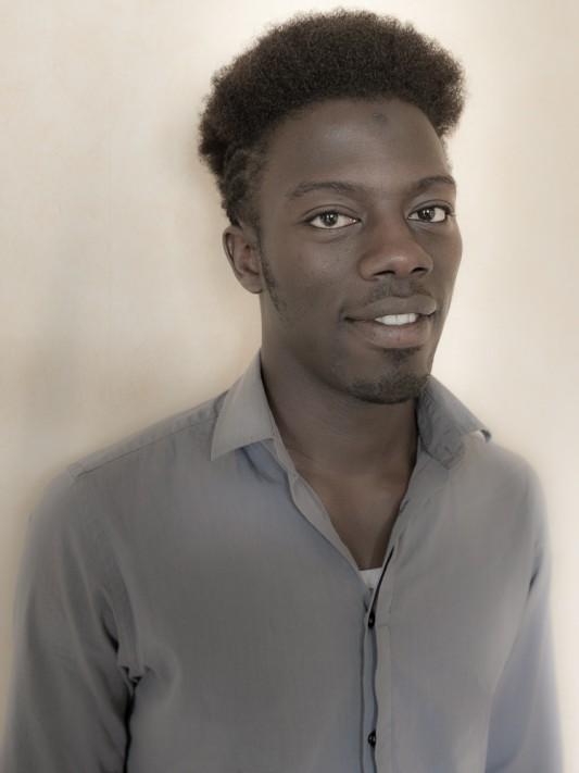 Mohamed, Nantes, mai 2015, à quelques jours de ses 18 ans. Photo: Olivier Favier.