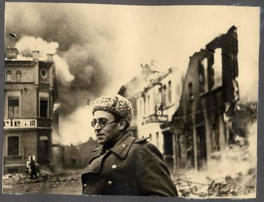 Vassili Grossman, Berlin, 1945.